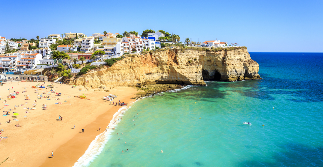 You can check Portugal off your bucket list with Air Transat's year-round flights