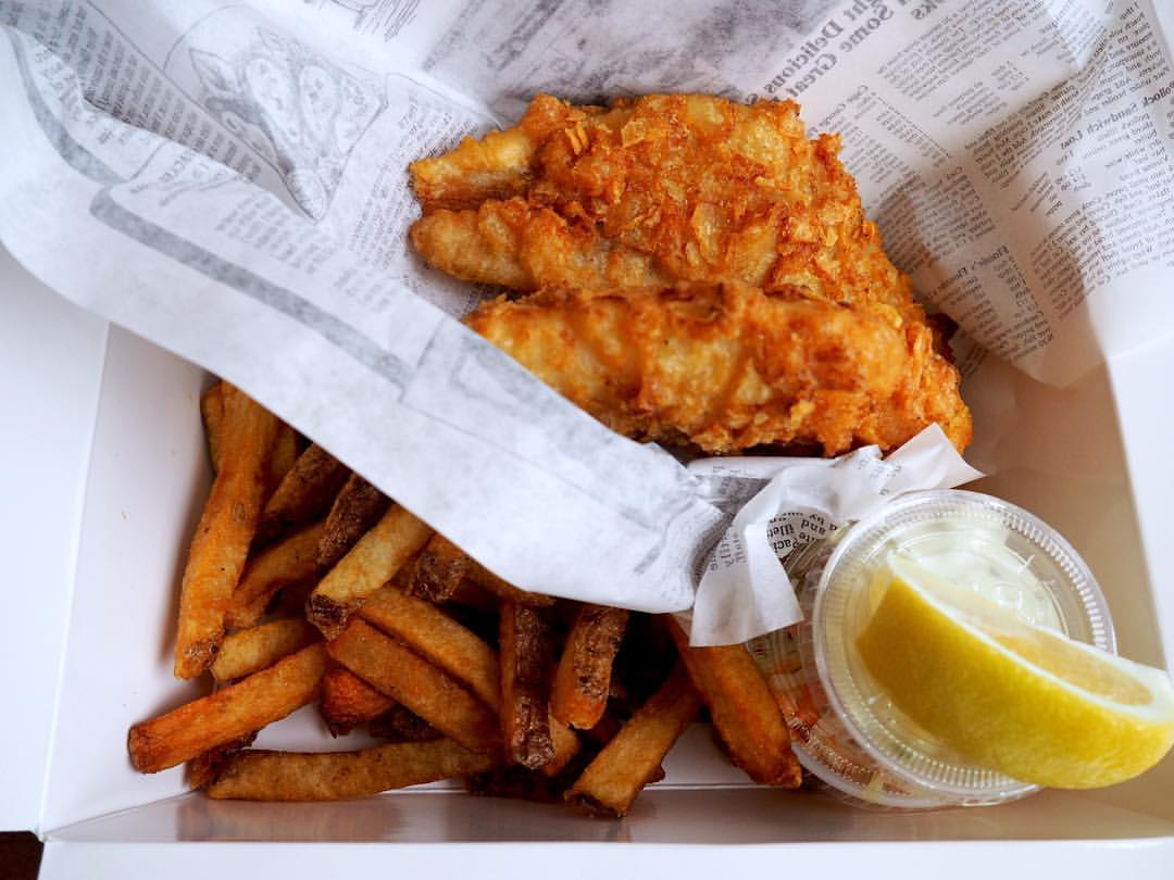 Fresco's Fish and Chips