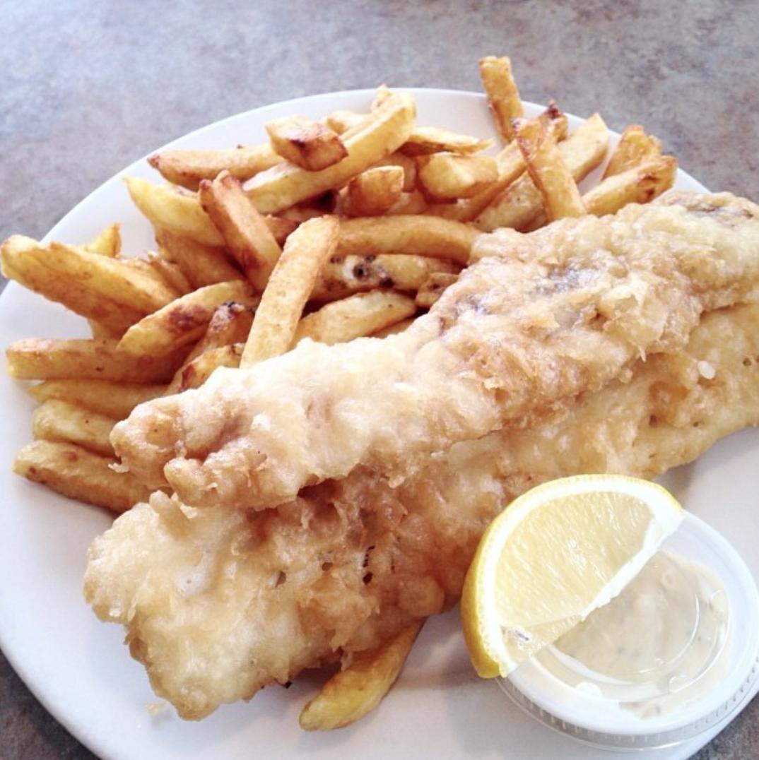 high street fish & chips