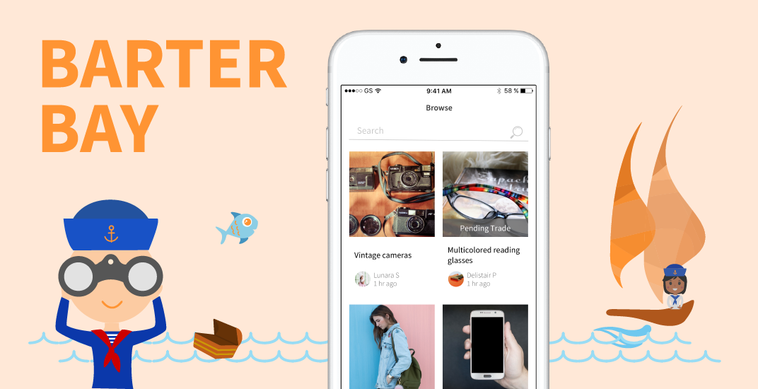 Download This App: Barter Bay takes the money (and stress) out of online selling