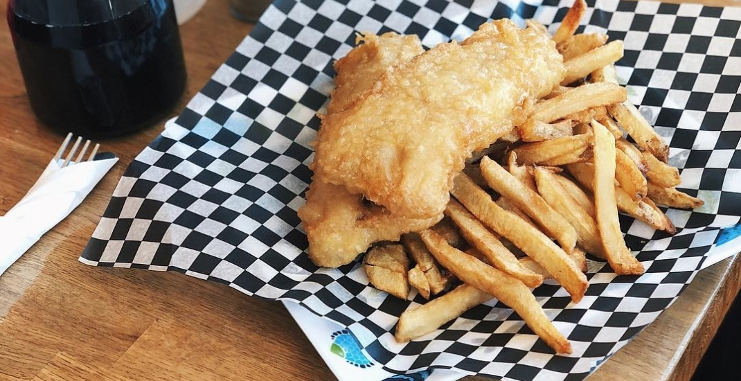 The best chippys for fish and chips in Toronto