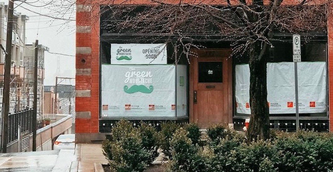 The Green Moustache opening 2 new locations in North Vancouver soon