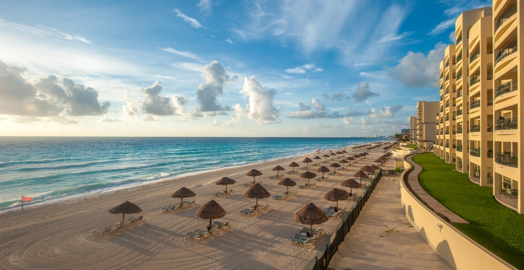 You can fly from Calgary to Cancun this winter for just $315 roundtrip