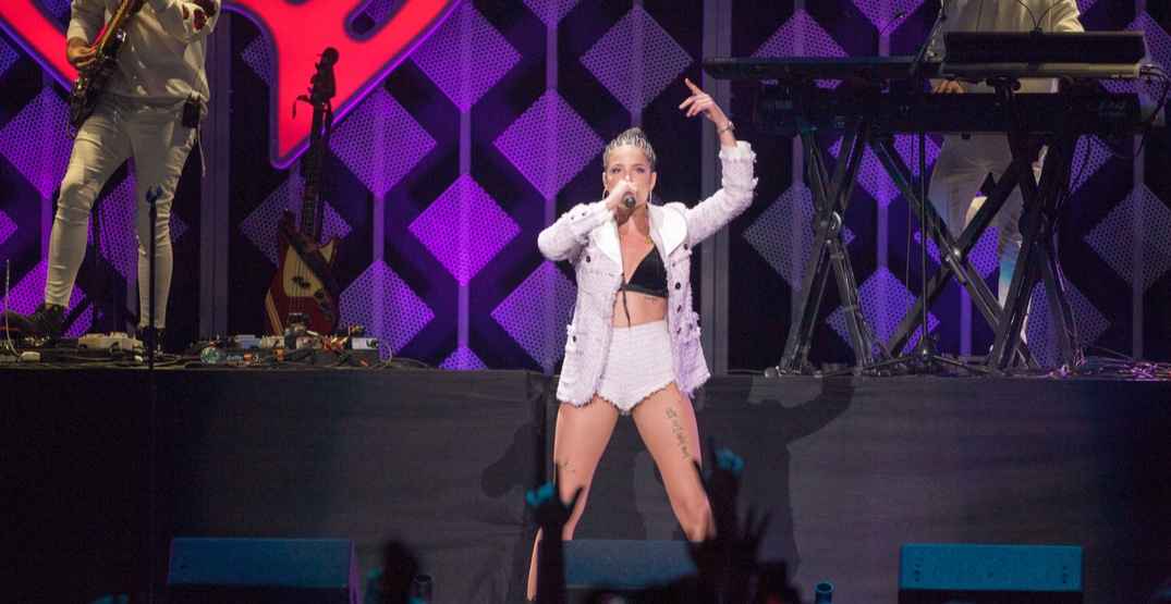 Halsey announces her return to Montreal for summer concert