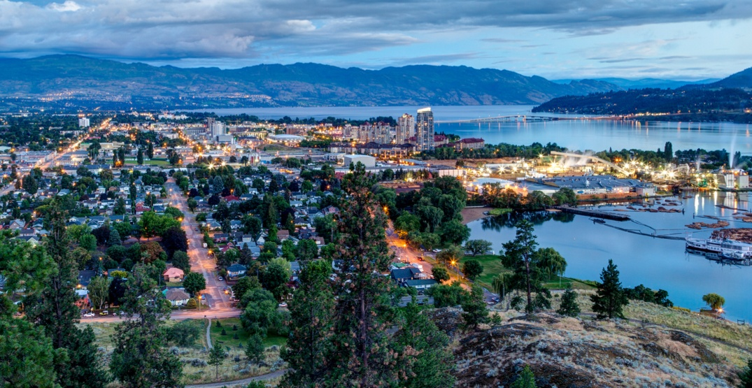 You can now fly from Vancouver to Kelowna for JUST $66 roundtrip this summer