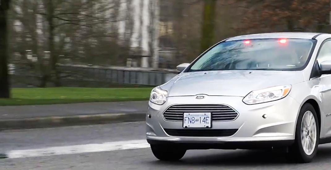 Vancouver gets federal funding to study self-driving vehicles