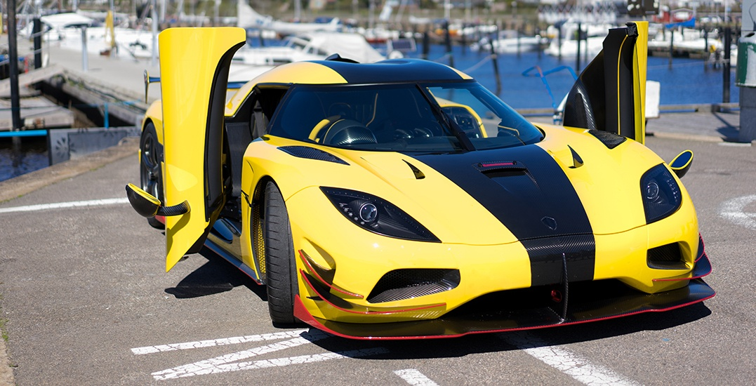 The world's fastest car is coming to Vancouver