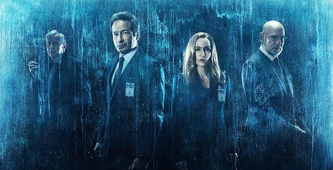 X-Files' David Duchovny and Gillian Anderson coming to Montreal Comiccon 2018