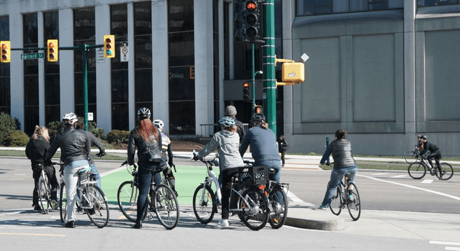Opinion: Cycling is often more convenient than driving in major cities