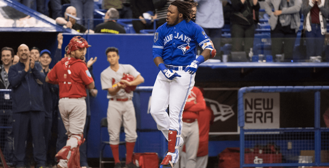 Guerrero hits walk-off homer for storybook finish in Montreal (VIDEO)