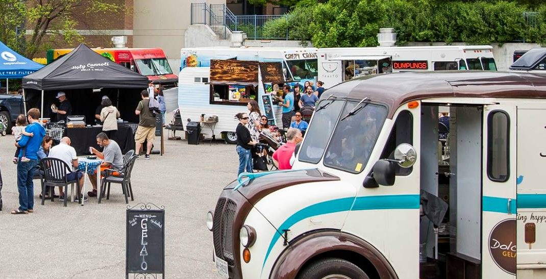 Toronto Food Truck Festival is back for four days this summer