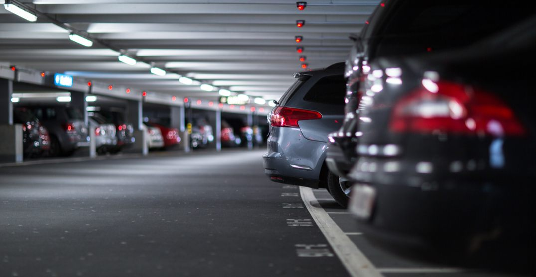 RCMP are warning drivers of a rise in 'parking lot fraud'