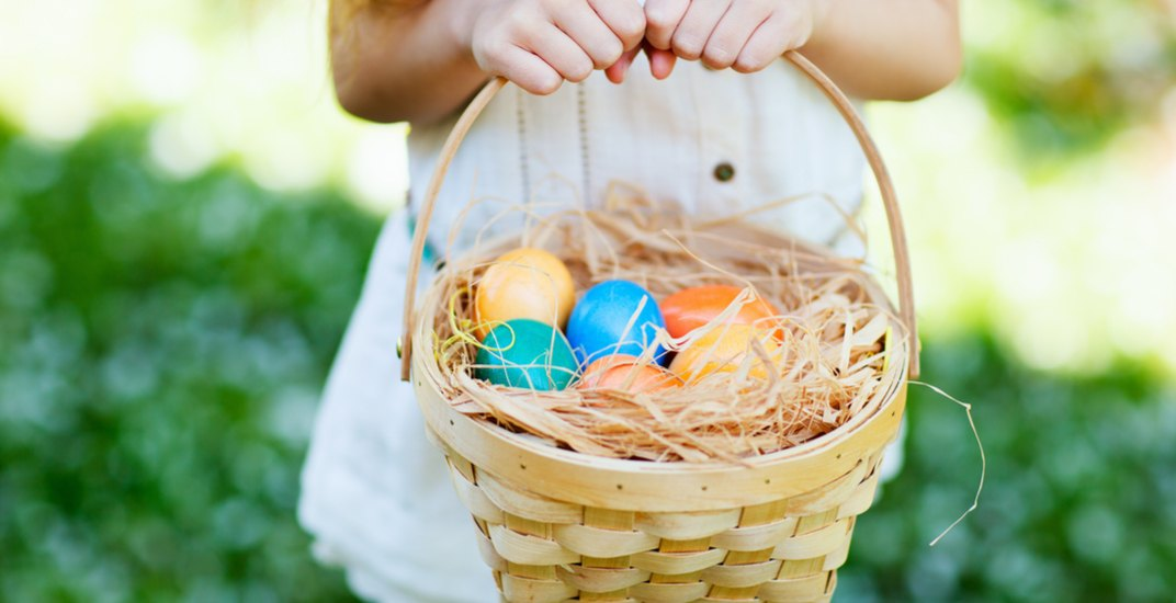 Vancouver's biggest Easter egg hunt is coming to VanDusen Garden