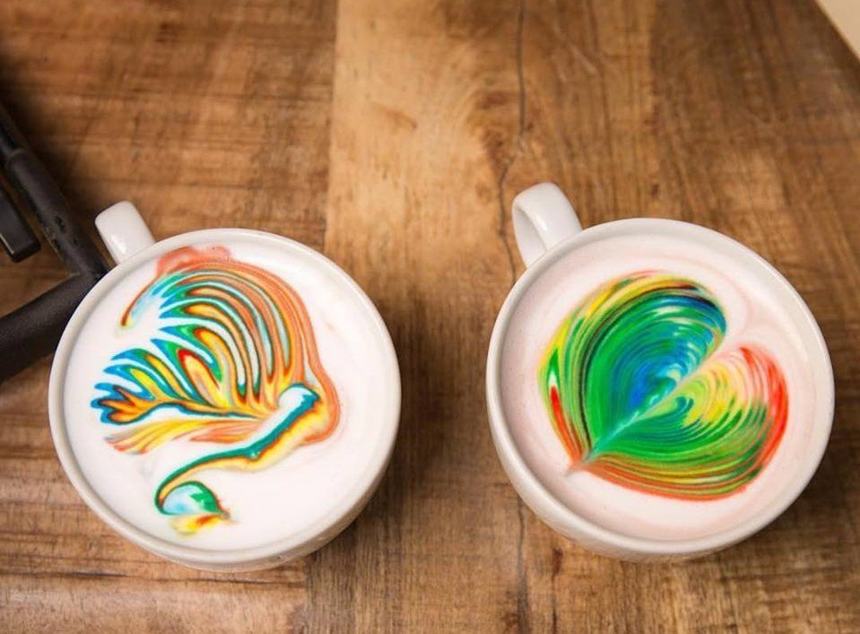 These cafes serve up the most creative latte art in Toronto