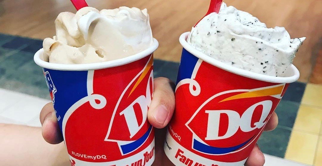 Dairy Queen is offering buy-one-get-one for $0.99 Blizzards until March 17