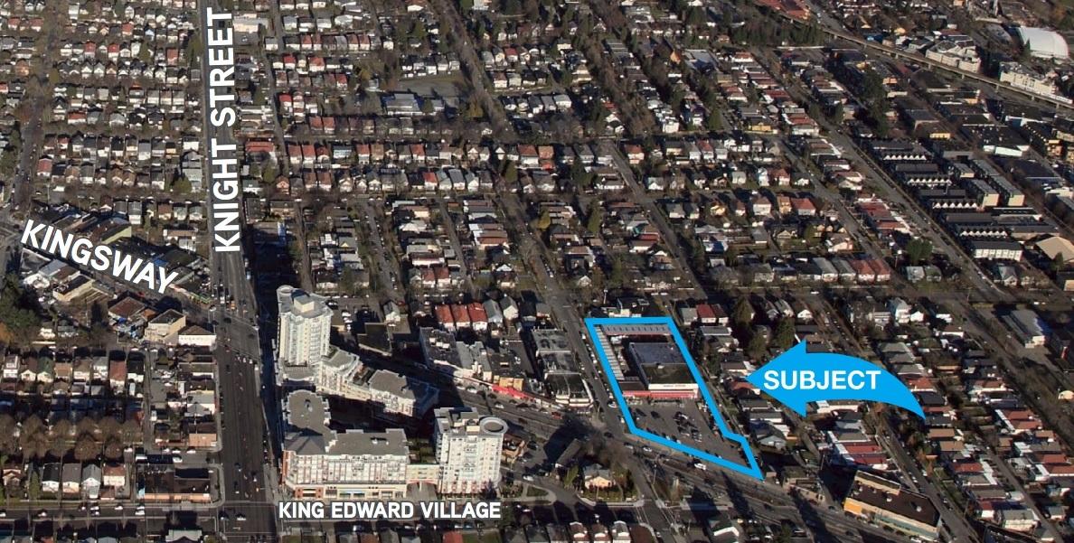 1503 Kingsway Vancouver