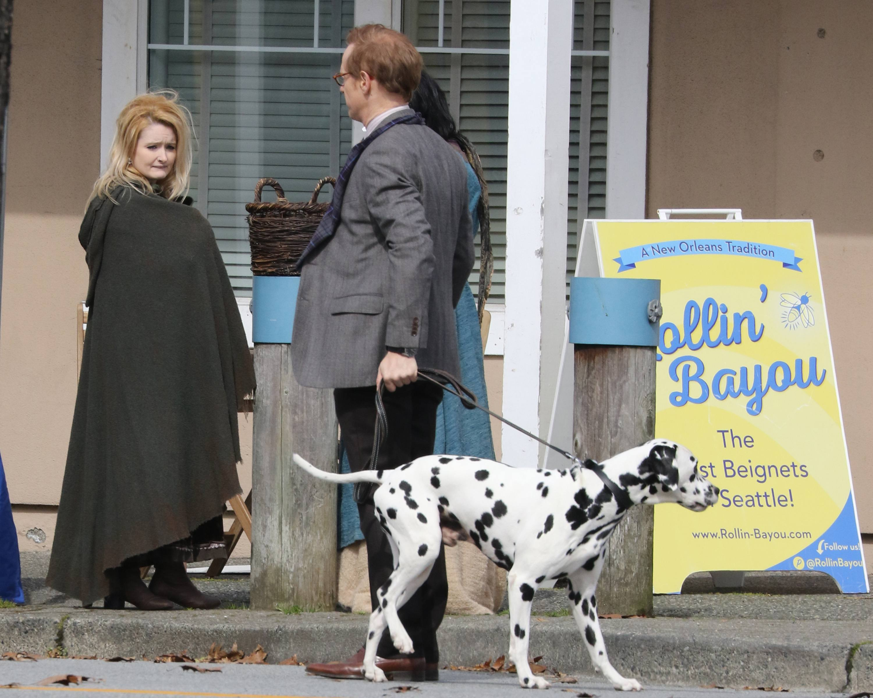 once upon a time steveston filming