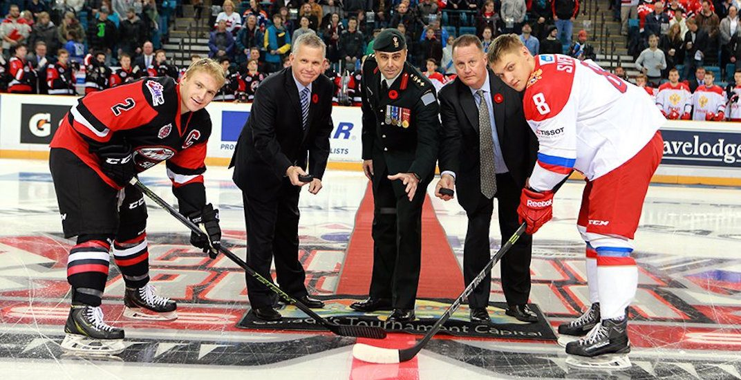 Metro Vancouver to host Canada-Russia prospects game in 2018