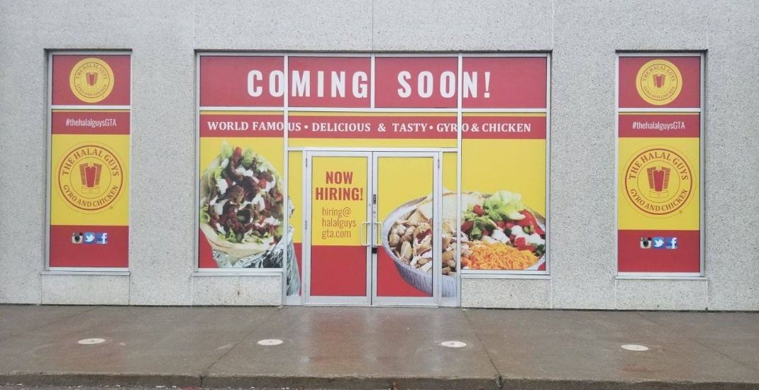 The Halal Guys are opening a second location in the GTA