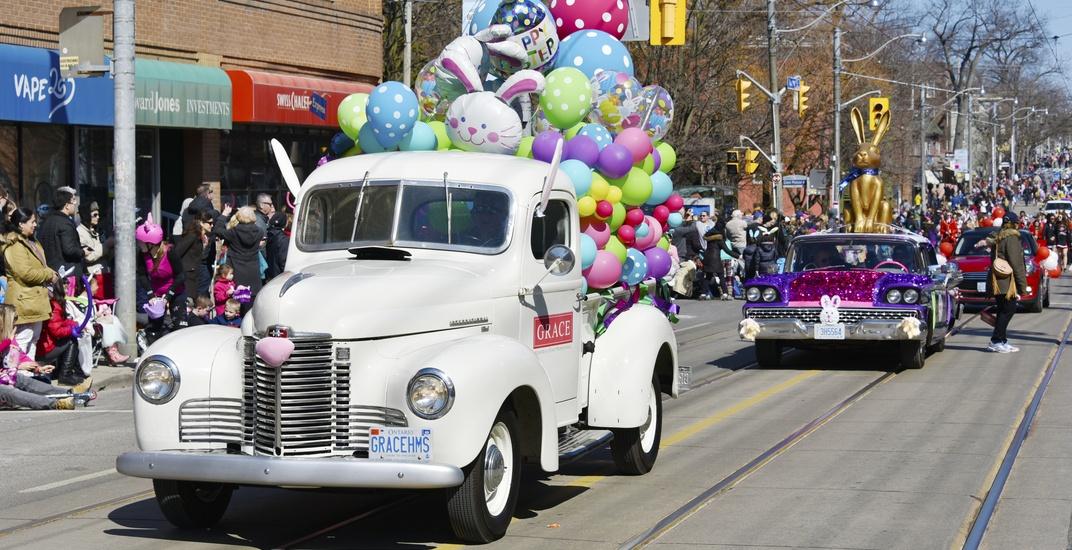 Toronto's Easter Parade returns this Sunday