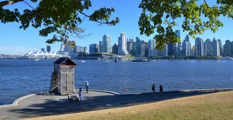 Vancouver skyline42