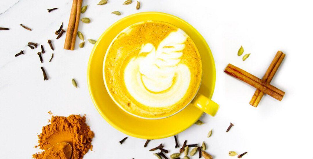 Turmeric latteblenz