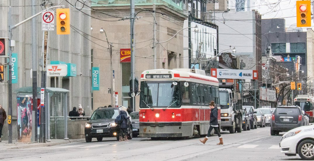 The TTC is changing its 501/301 Queen route starting this Sunday