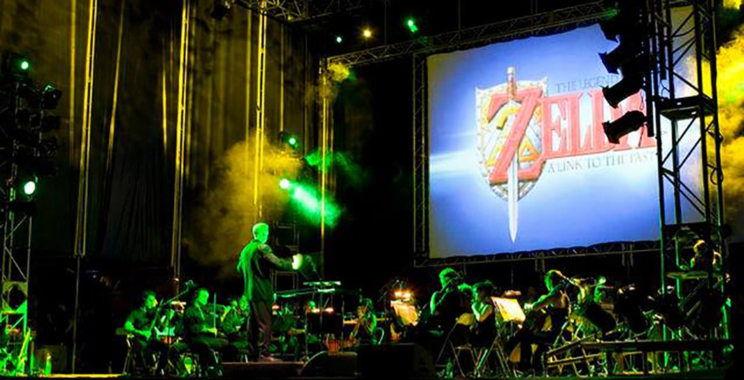 Experience your favourite video game soundtracks live and in concert in Toronto