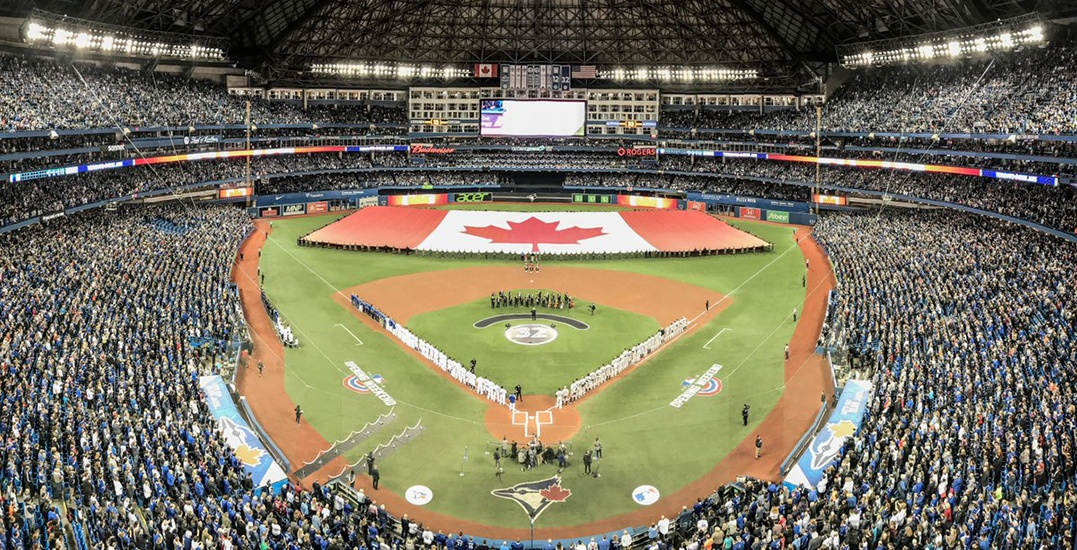Blue Jays to give away a half million 50/50 prize during Opening Week