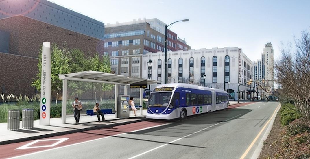 Virginia Bus Rapid Transit