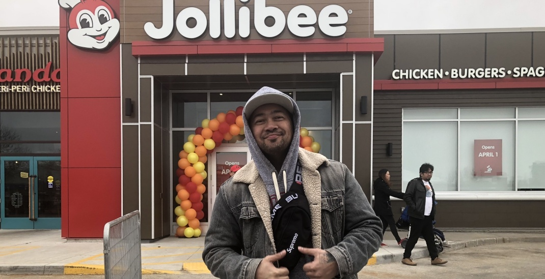 People are already in line for FREE Jollibee giveaway in Toronto