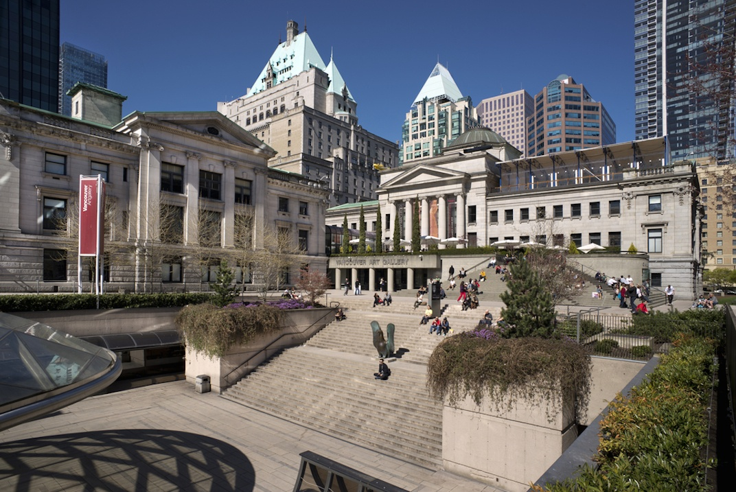 Vancouver Art Gallery Robson Square