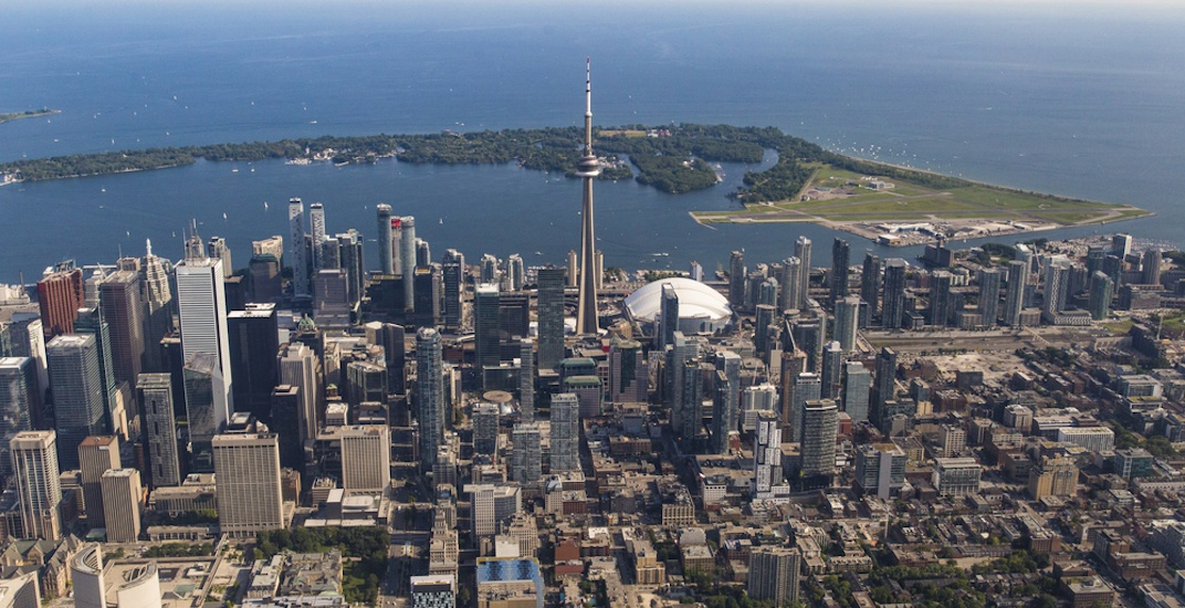 Downtown Toronto Islands