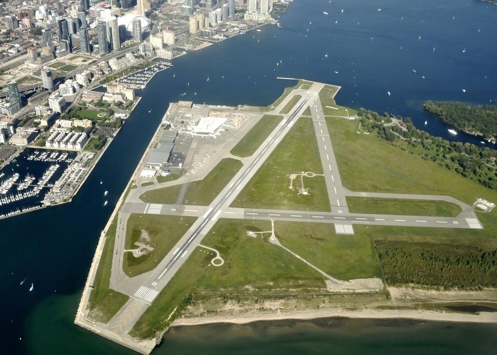 Billy Bishop City Airport Toronto