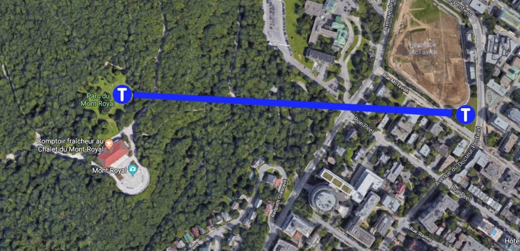 Montreal Gondola