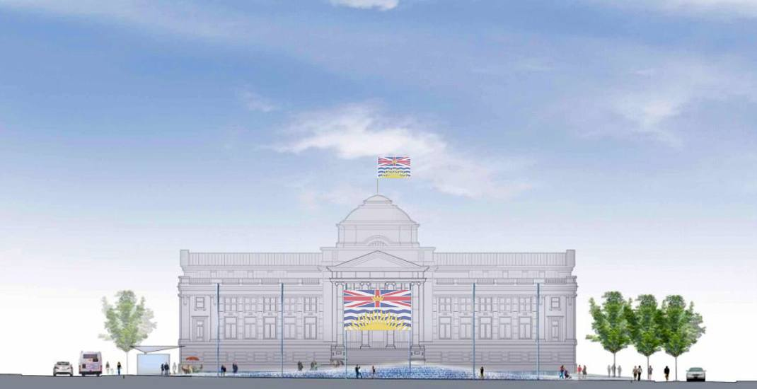 Vancouver to become new BC capital, government moving to Vancouver Art Gallery building