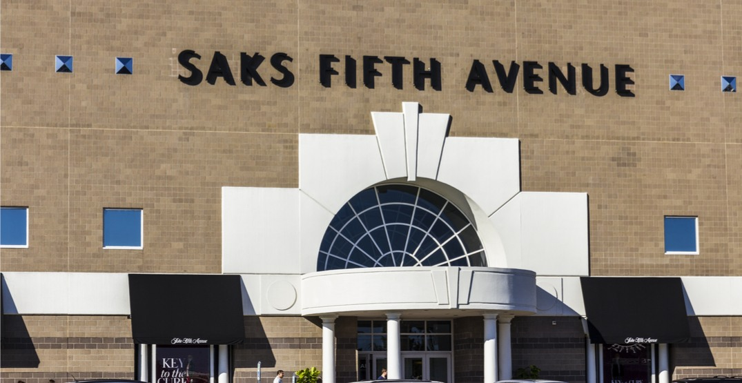 Hudson's Bay's Saks and Lord & Taylor stores affected by major data breach