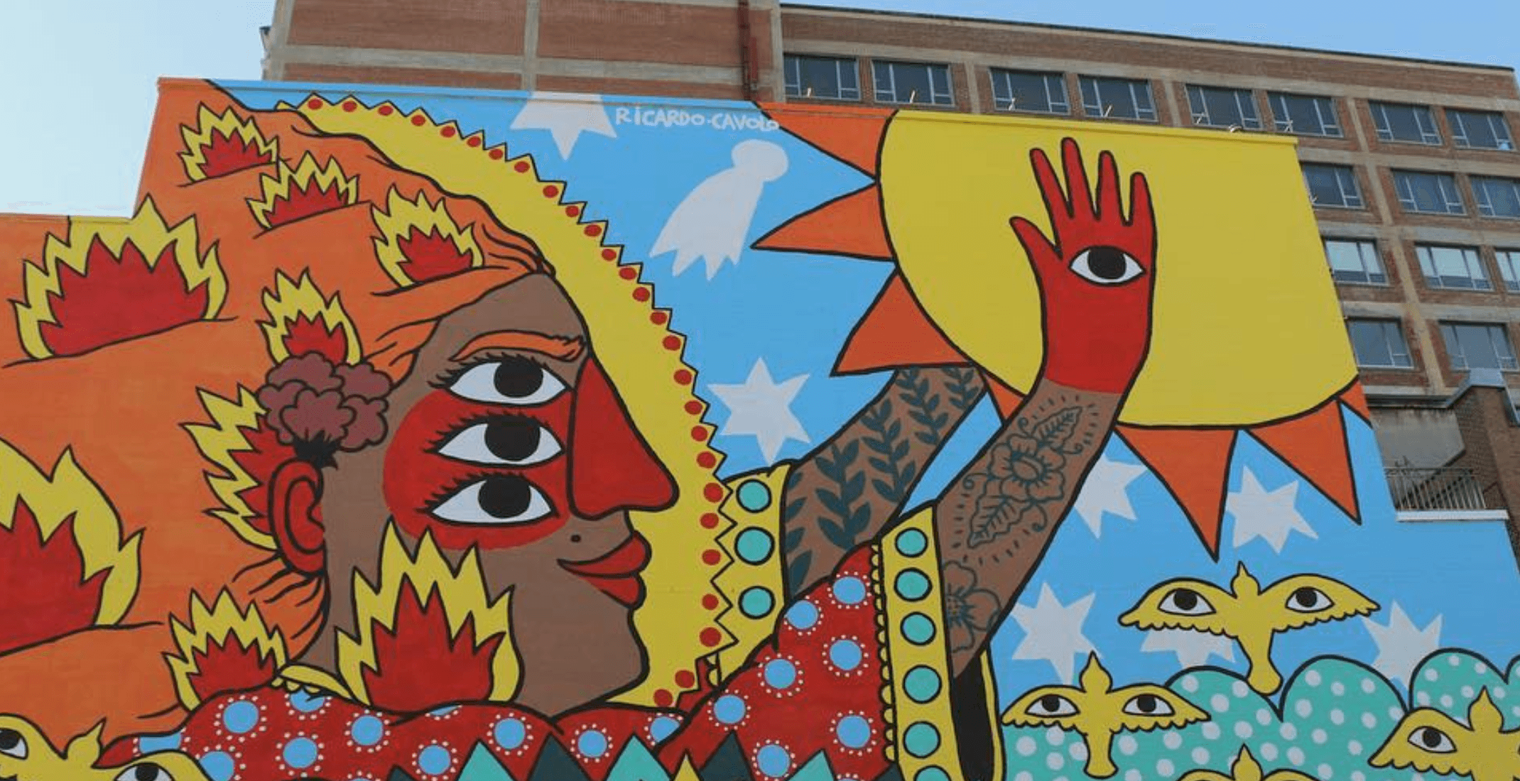 Montreals mural festival is back to celebrate street art in 2018