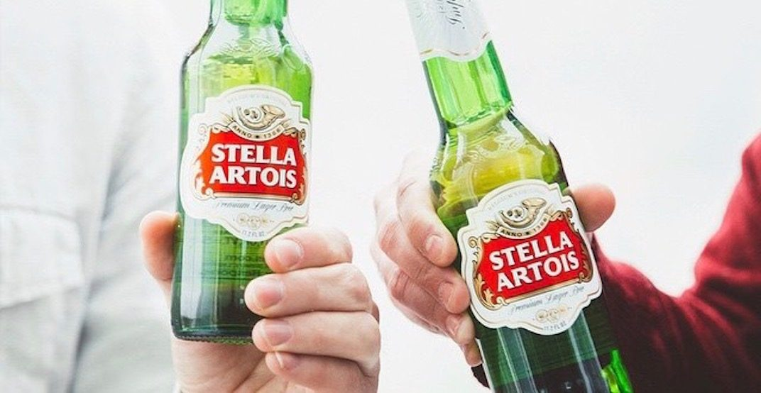 Stella Artois issues recall for some products sold in Canada