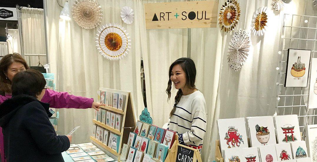 Vancouver's mega-sized Make It! craft market returns to the PNE Forum