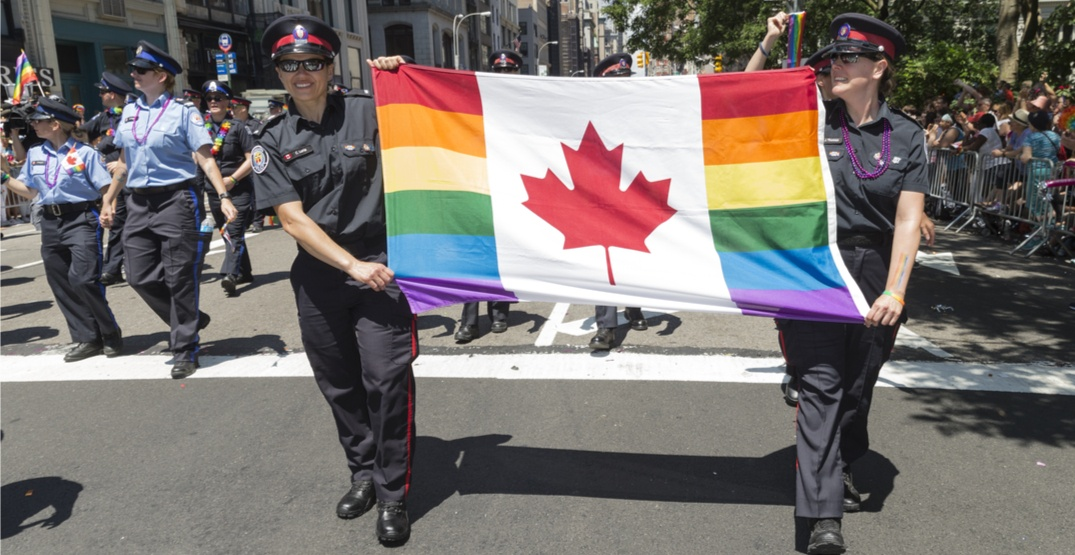 Pride asks Toronto Police to withdraw application to march in parade