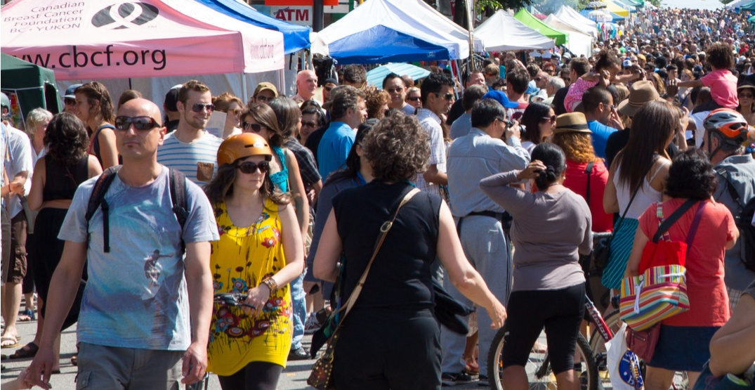 Car-Free Day is returning to Port Moody this summer