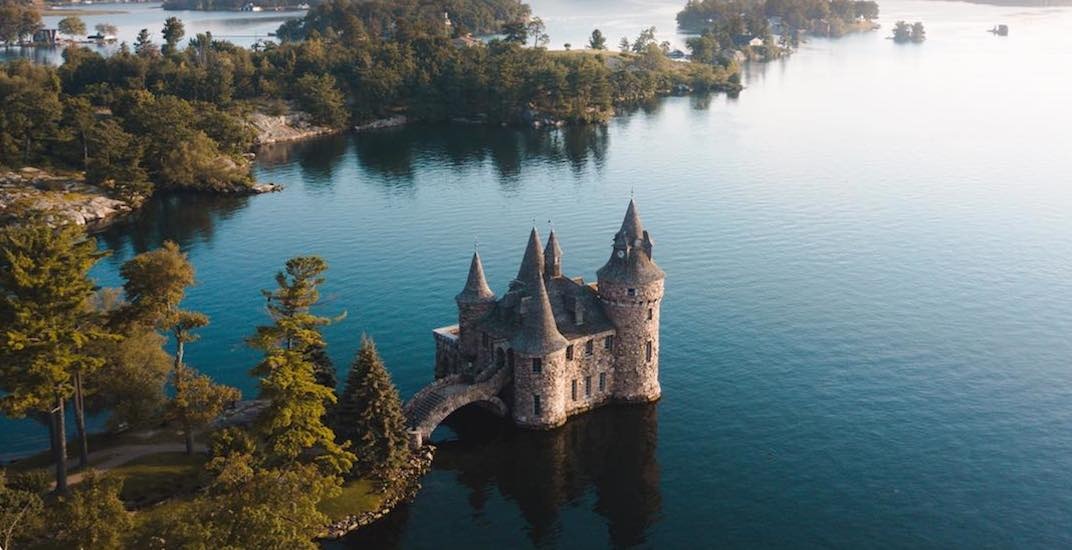 You can visit this fairy tale-like castle just 3 hours from Toronto (PHOTOS)