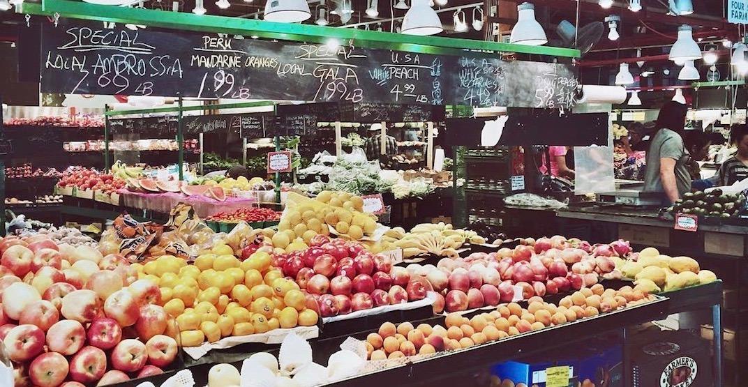 Metro Vancouver farmers' market guide 2018