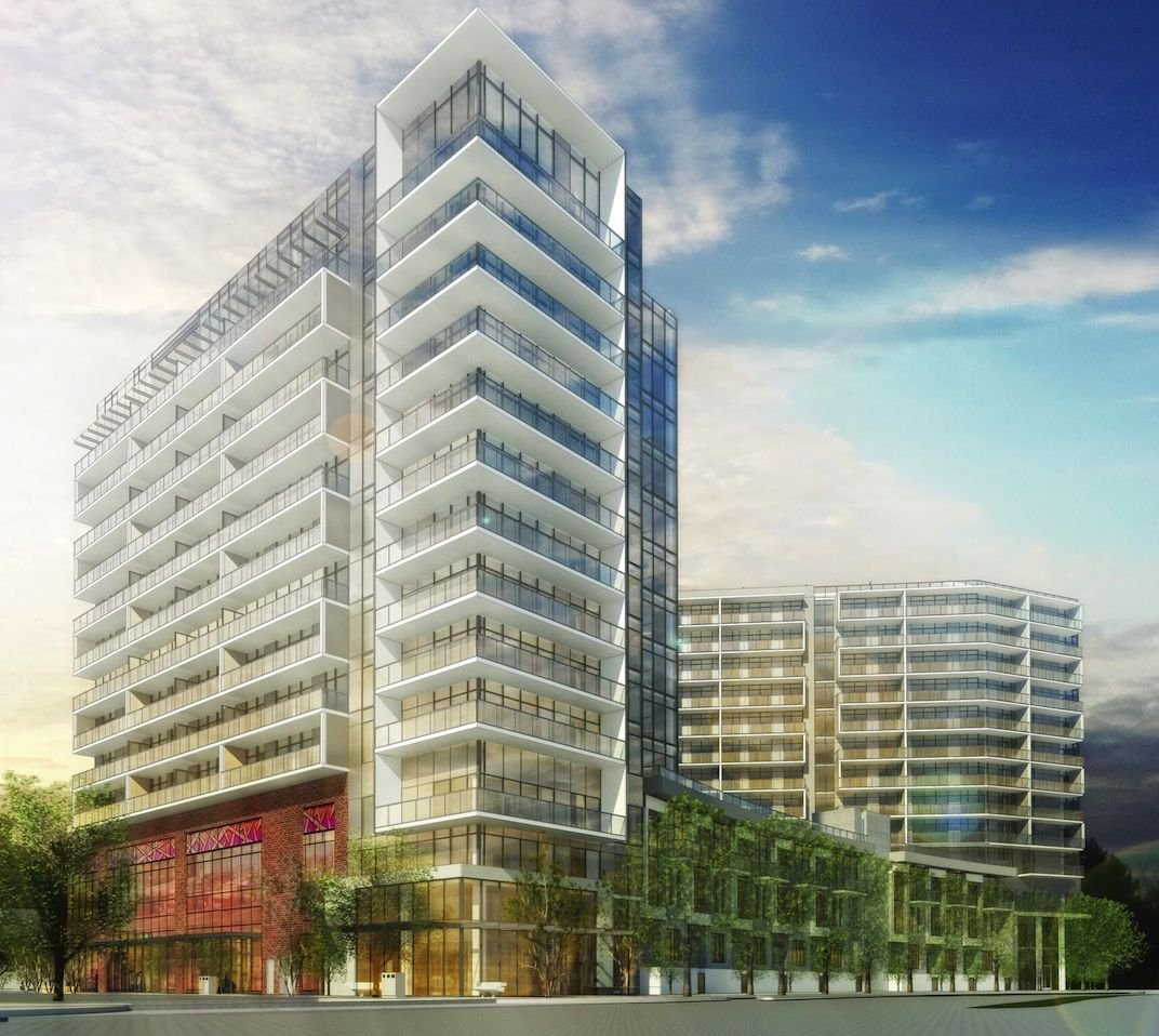 Richmond Architects: 1,800 Homes And More Retail In CF Richmond Centre