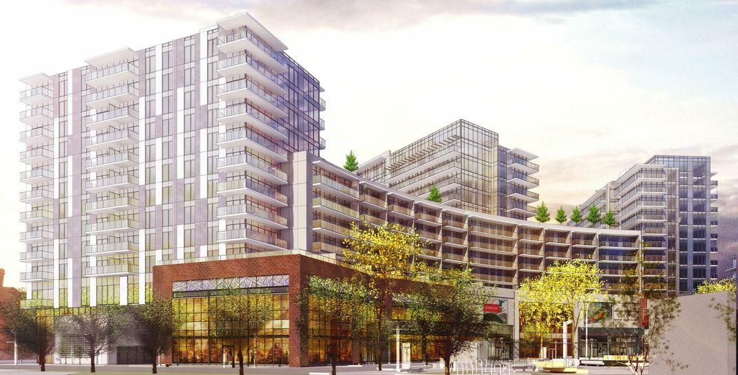 CF Richmond Centre redevelopment