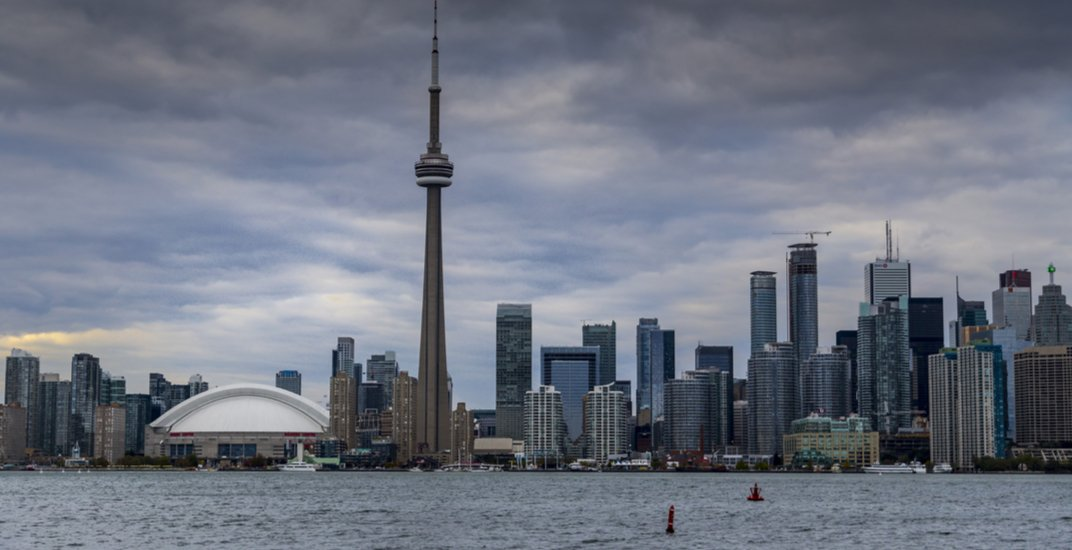 Wind warning remains in effect for Toronto today