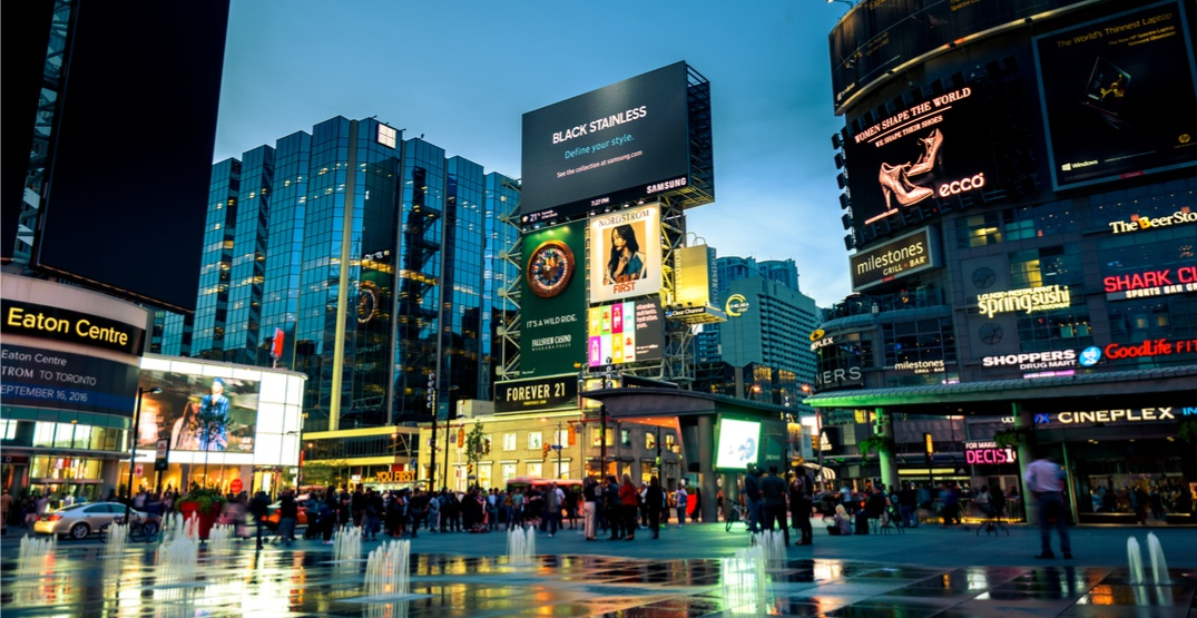 There's a FREE Arkells and City and Colour concert at Yonge-Dundas Square tomorrow