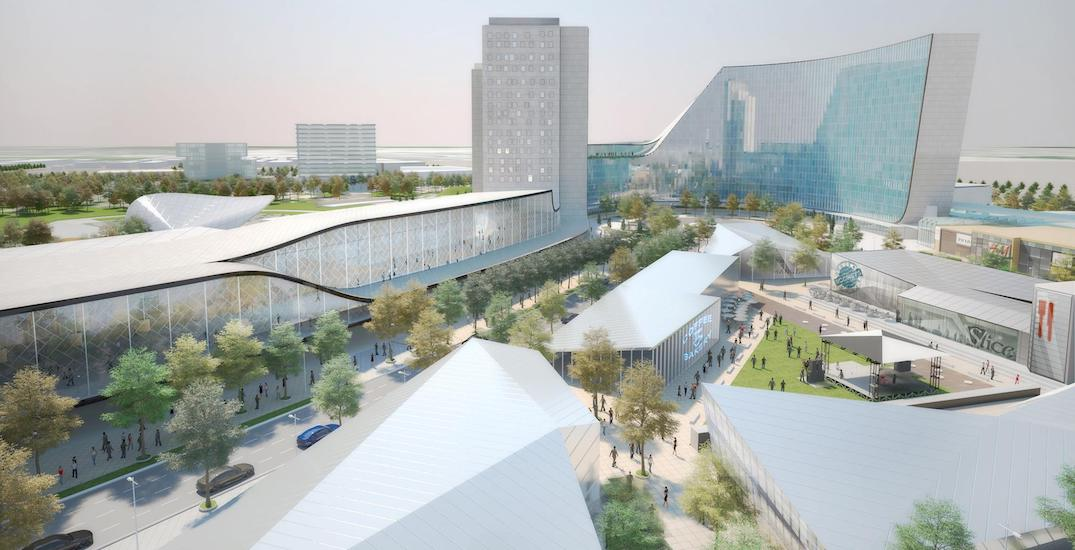 New indoor water park and huge casino proposed for the GTA