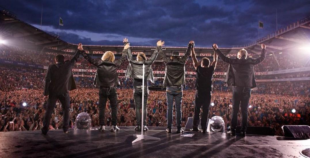 Bon Jovi reschedules Montreal concerts due to illness